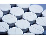 Gesundheitswesen & Medizin, Medikament, Tablette