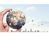 Internet, Worldwide, Contact