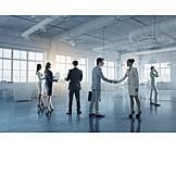 Cooperation, Greeting, Business partnership
