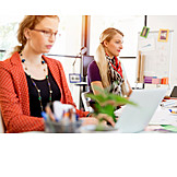Job & Profession, Office & Workplace, Organized Group, Coworking