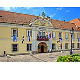 Town hall, Vác