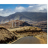 Pinwheel, Alternative Energy, Madeira
