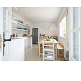 Kitchen, Furniture, Holiday Apartment