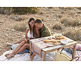 Romantic, Love Couple, Picnic