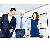Teamwork, Meeting, Staff, Colleagues