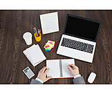 Man, Office & Workplace, Desk, Workplace