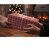 Christmas eve, Christmas present, Advent season