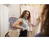 Mode, Einkauf & Shopping, Umkleide