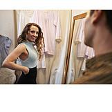 Fashion, Fitting Room, Changing Room