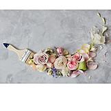 Floristry, Flower arrangement