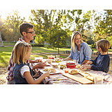 Holidays, Picnic, Family Outing
