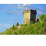 Visegrád, Salomon tower