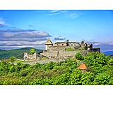 Ruins, Visegrád, Visegrad castle