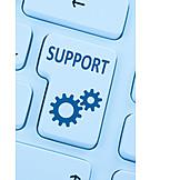 Dienstleistung, Unterstützung, Kundendienst