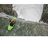 Extreme Sports, Courage, Whitewater Kayaking