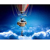 Fliegen, Grenzenlos, Freiheit & Selbstständigkeit