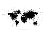 Music, International, World Map, World Music