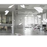 Büro & Office, Computerraum