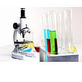 Wissenschaft, Chemie, Labor