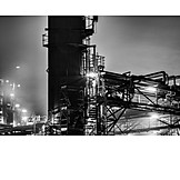 Industry, Industrial Plant, Chemical Industry