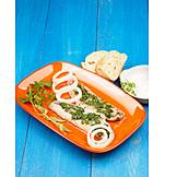 Snack, Fish Dish, Herring