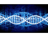 Science, Biotechnology, Molecular Biology, Dna Strand