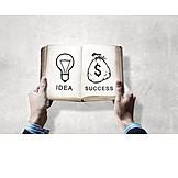 Erfolg & Leistung, Business, Geschäftsidee