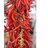 Gewürze & Zutaten, Chili, Peperoni