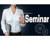 Seminar, Webinar