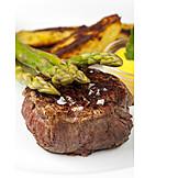 Beef, Meat Dish, Fillet Steak
