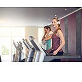 Treadmill, Workout, Endurance