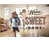 Home, Family, Real Estate