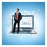 Business, Online, Workplace, Digitization