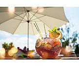Fruity, Punch, Summer drink