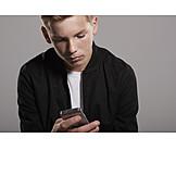 Teenager, Mobile, Social Network