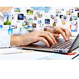 Medien, Suchen, Bilder, Versenden, Online, Kaufen