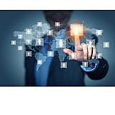 Contact, User, Social Network