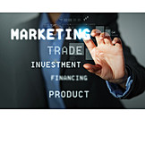 Investment, Handel, Marketing