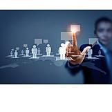 Communication, Chatting, Social Network