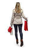 Frau, Einkauf & Shopping, Einkaufen, Shoppen