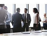 Meeting, Handshake, Business Person, Greeting