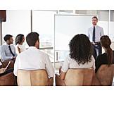 Staff, Seminar, Meeting