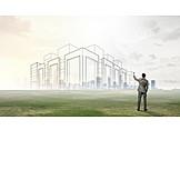Architect, Designer, Urban planning, Visionary