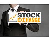 Börse, Börsenhandel, Stock Exchange