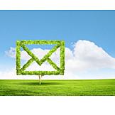 Post, Dienstleistung, E-mail, Anbieter