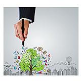 Business, Umweltbewusst, ökologisch