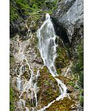 Waterfall, Silberkarklamm