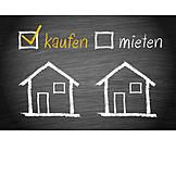 Eigenheim, Kaufen, Hauskauf