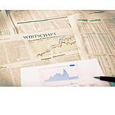 Money & Finance, Stock Exchange, Economy, Chart