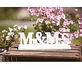 Wedding, Couple, Wedding Decoration